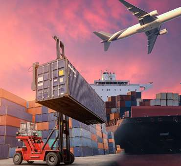 Freight Forwarding Sea & Air